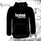 Bluza kangurka FACEBOOK MAKES WORK FUN