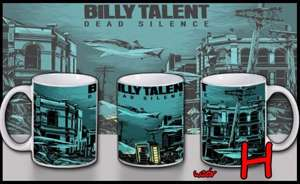 Kubki BILLY TALENT