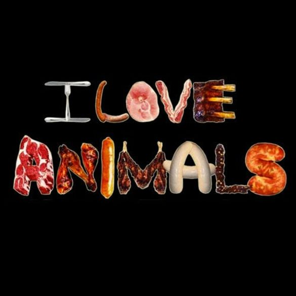 Bluza kangurka  I LOVE ANIMALS 02