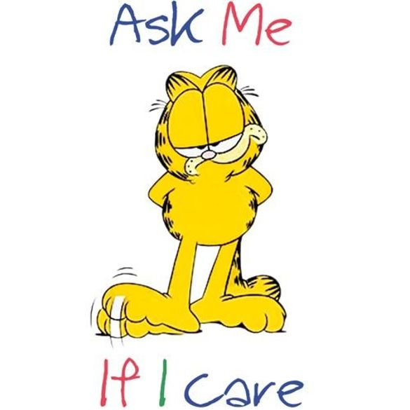 Koszulka ASK ME IF I CARE