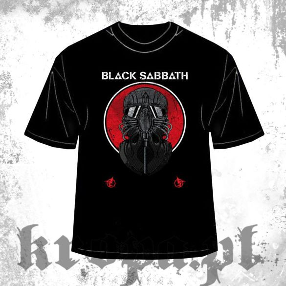 The Black Sabbath Red Flames T-Shirt has the original Black Sabbath members on the front of the t-shirt. Ozzy Osborne, Bill Ward, Geezer Butler, and Tony Lommi is featured on red flames. The B and S emblem letters and logo is featured on the top of the t-shirt/5().