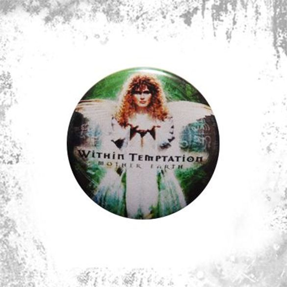 Przypinka WITHIN TEMPTATION - MOTHER EARTH